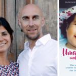 Ehepaar Arzt und Buchcover Trisomie 18 Umarmen und loslassen