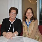 Barbara Stamm und Christine Bronner