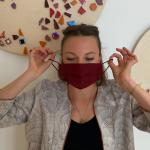 Wie trägt man einen Mund-Nasen-Schutz eigentlich richtig?