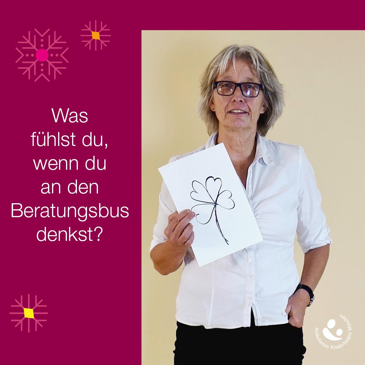 Ein Bild sagt mehr als 1.000 Worte: Barbara Schachtschneider