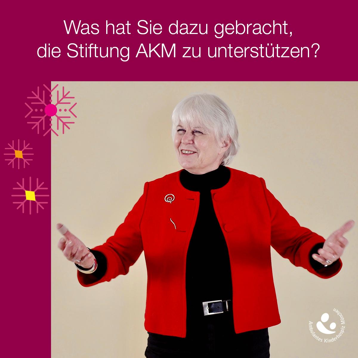 Ein Bild sagt mehr als 1.000 Worte: Brigitte Bührlen