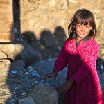 Kleines Mädchen aus Afghanistan, Quelle Pixaybay