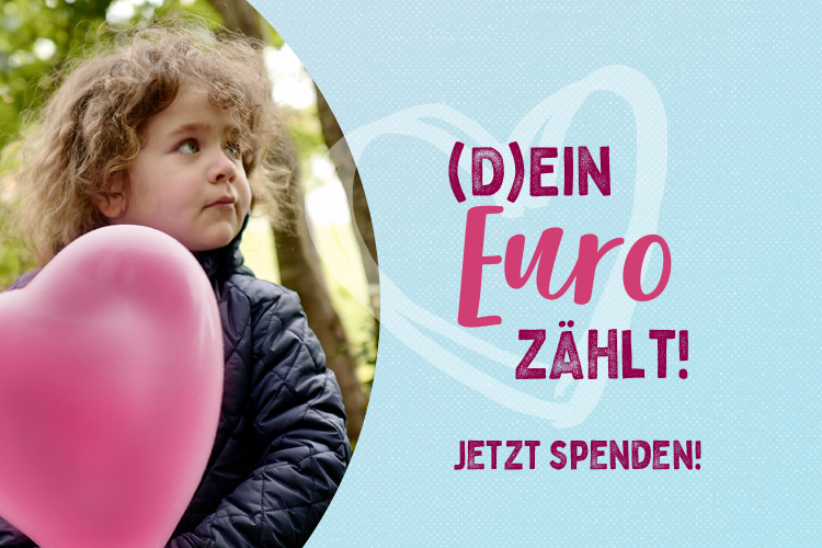 Ein-Euro-Aktion Bayern zeigt Herz