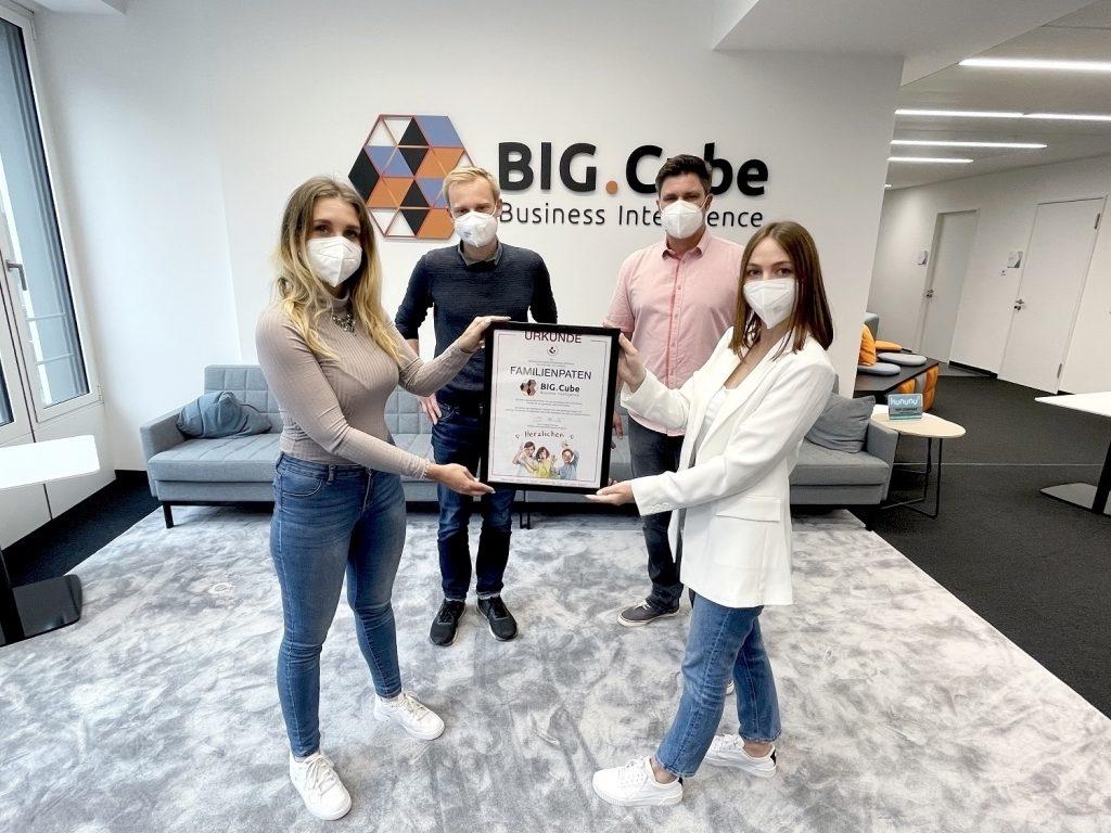 BIG.Cube Familienpatenschaft
